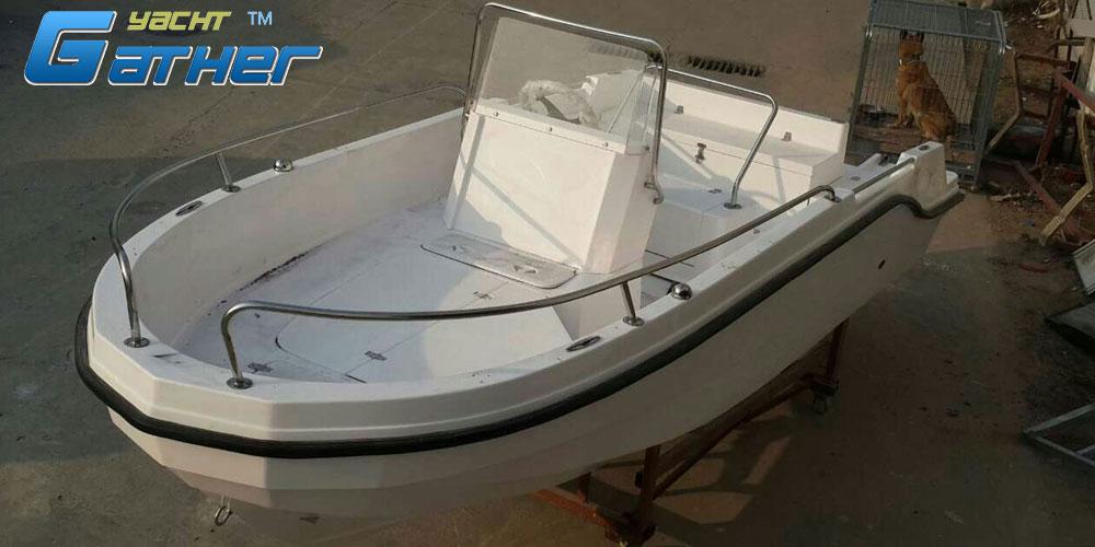 17ft Fiberglass Sport Boat Hd496 Manufacturers